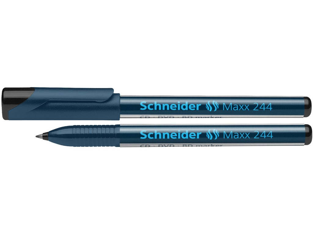 Cd/Dvd Marker Schneider Maxx 244 2021 sanito.ro