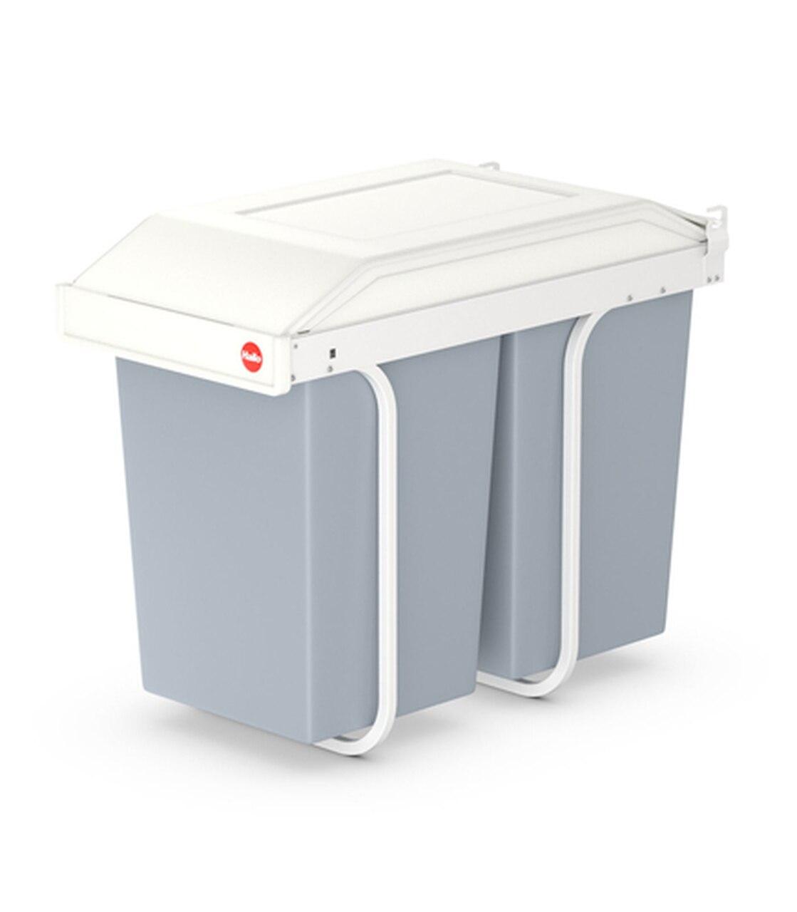 Cos Gunoi Hailo Multi Box Duo L 2x14l sanito.ro