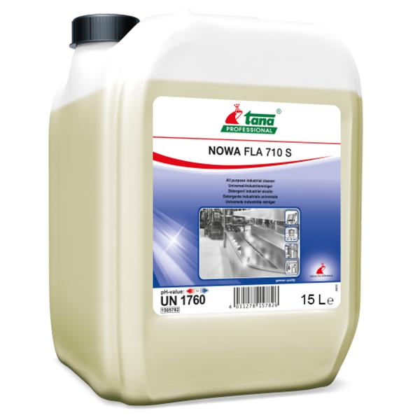Detergent Industrial Concentrat Curatare Ulei Nowa Fla 710 S 15l sanito.ro