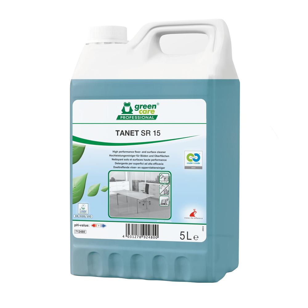 Detergent Ecologic Concentrat Universal Tanet Sr 15 5l sanito.ro