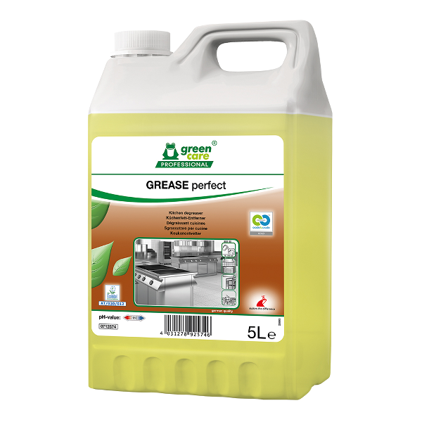 Detergent Ecologic Concentrat Tana Grease Perfect 5 L 2021 sanito.ro