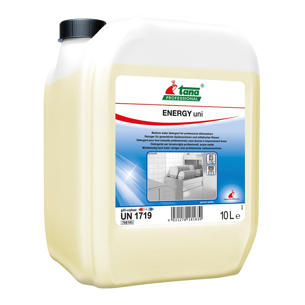 Detergent Concentrat Pentru Masini De Spalat Vase Energy Uni 10l 2021 sanito.ro