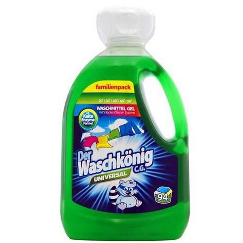 Washkonig Universal Detergent Gel 3.305 L Pentru 94 Spalari sanito.ro
